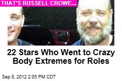 22 Stars Who Went to Crazy Body Extremes for Roles