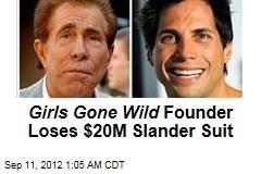 Girls Gone Wild Founder Loses $20M Slander Suit