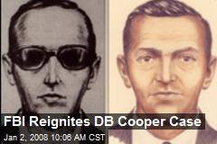 FBI Reignites DB Cooper Case