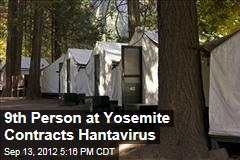 9th Person at Yosemite Contracts Hantavirus