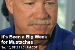 It's Been a Big Week for Mustaches