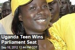Uganda Teens Wins Parliament Seat