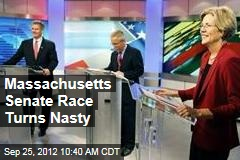 Massachusetts Senate Race Turns Nasty