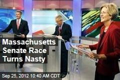 Massachusetts Senate Race Turns Nasty