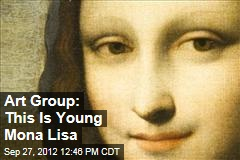 Art Group: This Is Young Mona Lisa