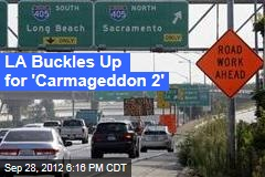 'Carmageddon 2' Starts Tonight