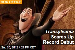 Transylvania Terrifies With Record Debut