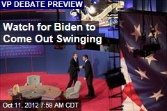 Watch for Biden to Come Out Swinging