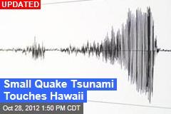 7.7 Quake Hits Off Canada