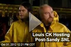 Louis CK Hosting Post-Sandy SNL