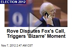 Karl Rove Disputed Fox's Ohio Call