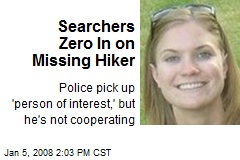 Searchers Zero In on Missing Hiker