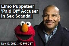Elmo Puppeteer 'Paid Off' Accuser in Sex Scandal