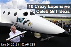 10 Crazy Expensive Celeb Gift Ideas