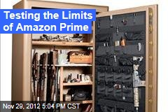 Testing the Limits of Amazon Prime