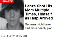 Lanza Shot Self as Rescuers Closed in: Conn. Gov