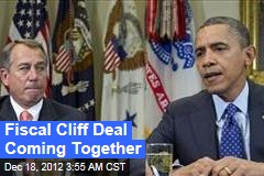 Fiscal Cliff Deal Coming Together