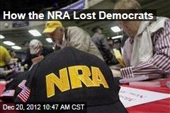 How the NRA Lost Democrats