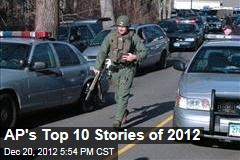 AP's Top 10 Stories of 2012