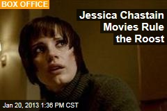 Jessica Chastain Movies Rule the Roost