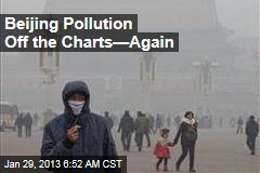 Beijing Pollution Grounds Flights