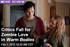 Critics Fall for Zombie Love in Warm Bodies