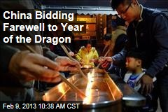 China Bidding Farewell to Year of the Dragon