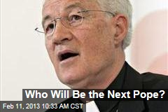 Who Will Be the Next Pope?
