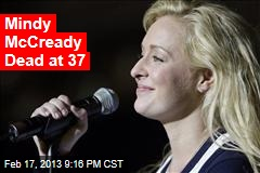 Mindy McCready Dead at 37