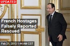 French Hostages Rescued in Nigeria