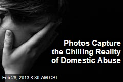 Photos Capture the Chilling Reality of Domestic Abuse