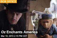 Oz Enchants America