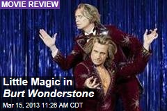 Little Magic in Burt Wonderstone