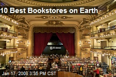 10 Best Bookstores on Earth