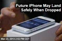 Future iPhone May Land Safely When Dropped