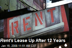 Rent's Lease Up After 12 Years