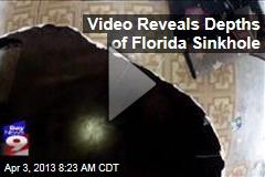 Video Reveals Depths of Florida Sinkhole