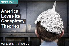 America Loves Its Conspiracy Theories