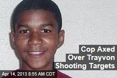 Fla. Cop Axed Over Trayvon Shooting Targets