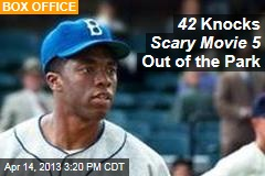 42 Knocks Scary Movie 5 Out of the Park