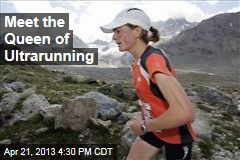Meet the Queen of Ultrarunning