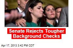 Senate Kills Plan to Expand Background Checks