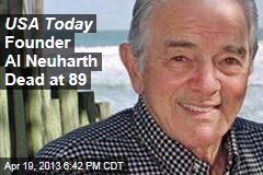 USA Today Founder Al Neuharth Dead at 89