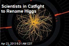Scientists Push to Give Higgs New Name