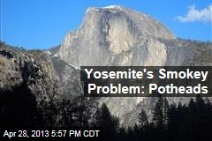 Yosemite's Smokey Problem: Potheads