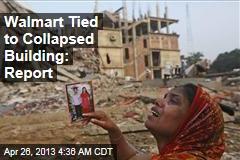 Bangladesh Collapse Toll Nears 300