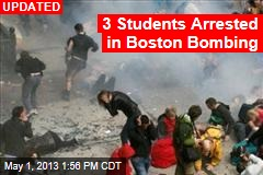 Feds Detain 3 More in Boston Bombing