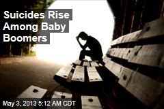Suicides Rise Among Baby Boomers