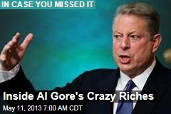 Inside Al Gore's Crazy Riches