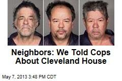 Main Suspect in Cleveland Case Has Violent Past